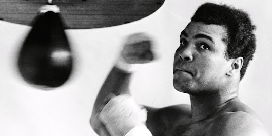 Excerpt from the book Muhammad Ali Retrospective