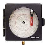 Dickson Pw476 Chart Recorder,0 To 300 Psi