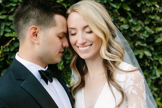 Caroline & Jason { American Theater Wedding }
