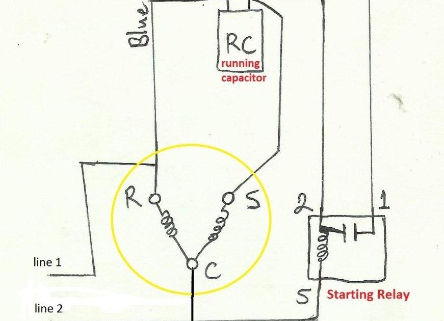 Capacitor En Motor