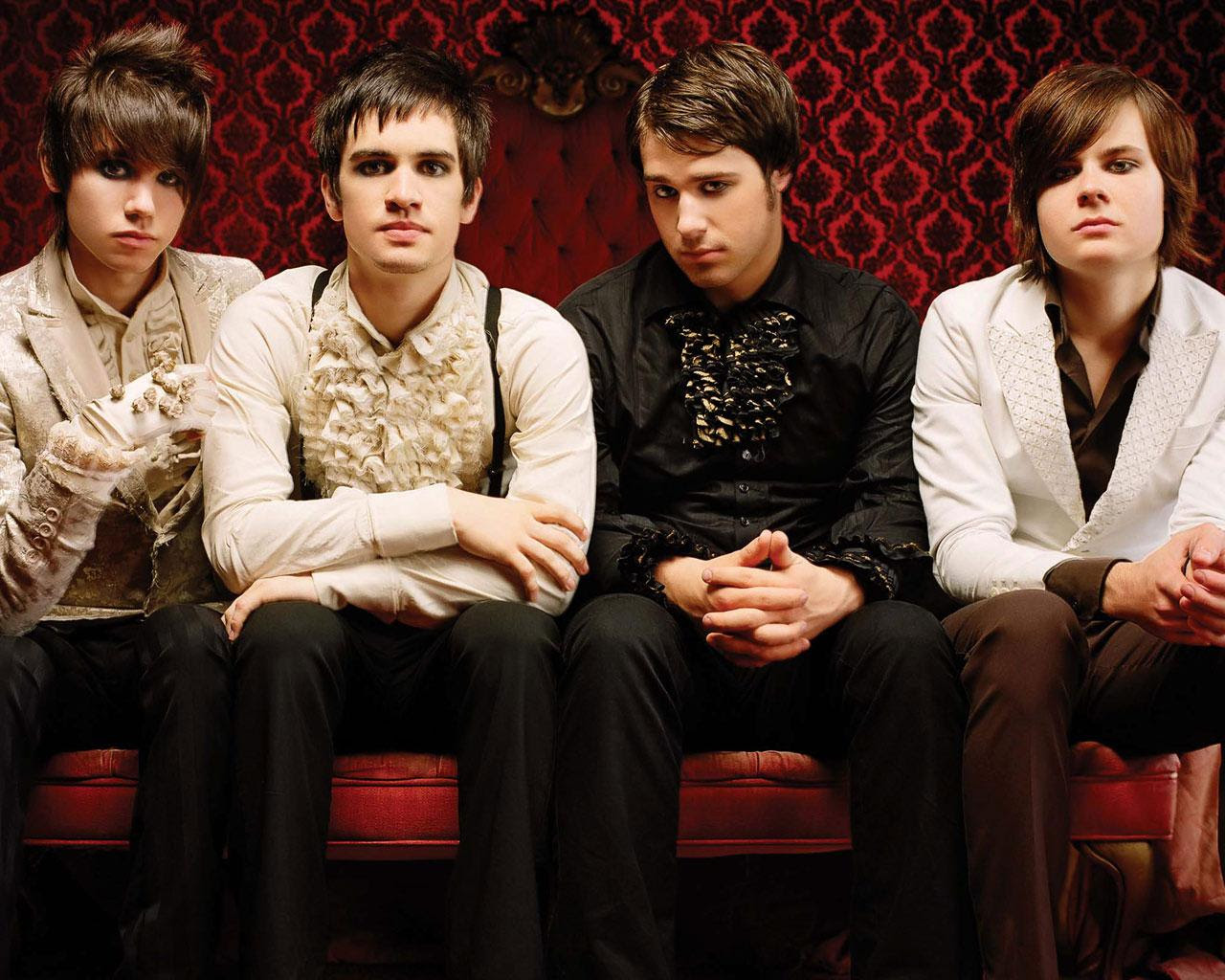 Best Band Panic At The Disco 1280x1024 Wallpaper 1