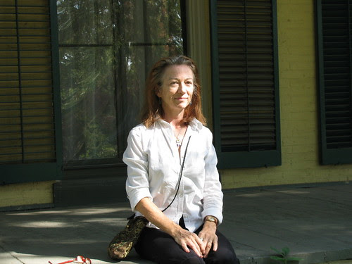 Actress Anne O'Sullivan