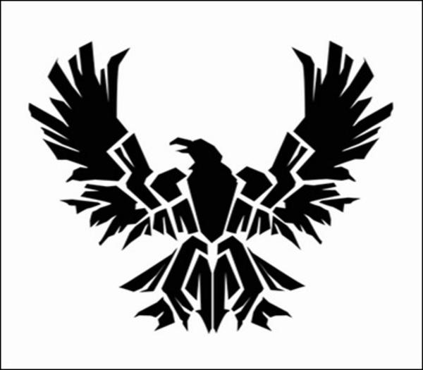 Hawk Vector Logo Design ...