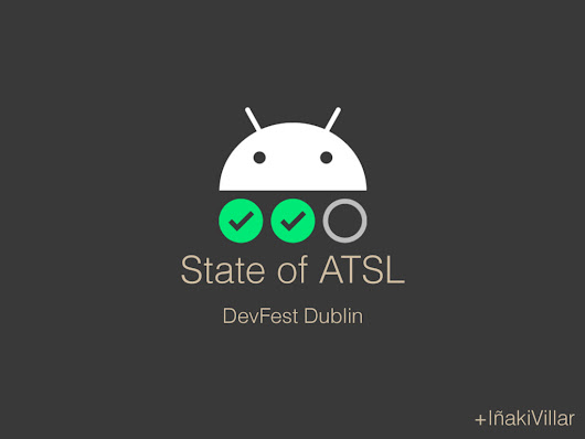 State of Android Testing Support Library