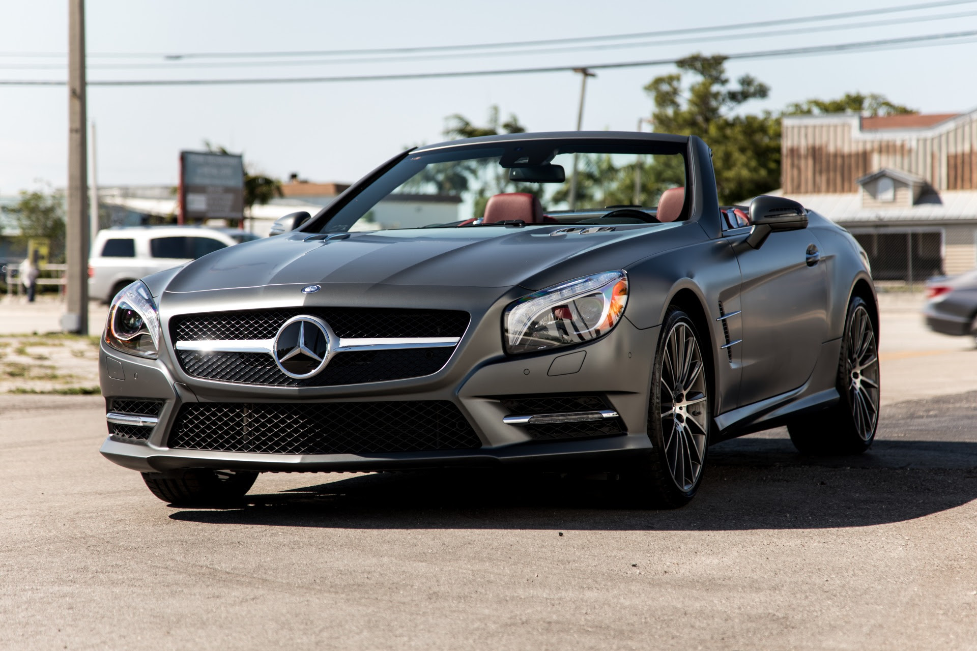 Used 2016 Mercedes-Benz SL-Class SL 400 For Sale ($54,500 ...