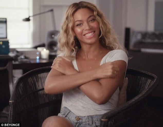 FUNDI WA KOMBO: 'I wanted to show my body!': Beyonce ...
