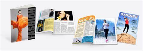 Event Program, Catalog and Magazine Design & Printing