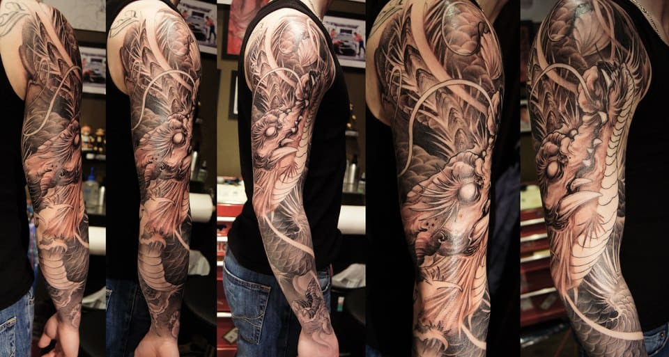 5 Useful Tips For Your Next Sleeve Tattoo Chronic Ink
