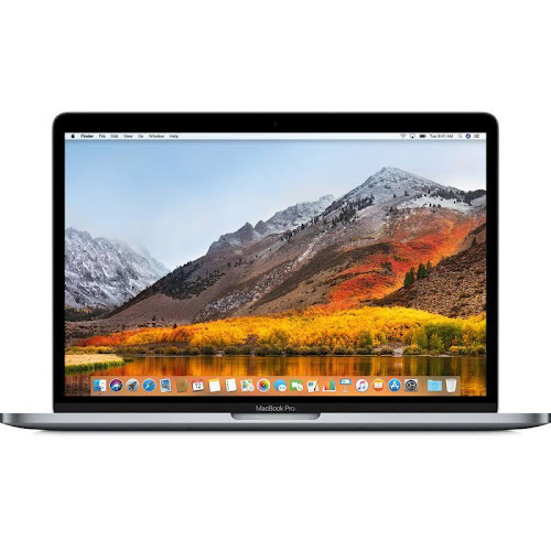 """Apple MacBook Pro with Touch Bar 13.3"""" - Core i5 2.3 GHz - 8 GB RAM 256 GB SSD - Space Gray"""