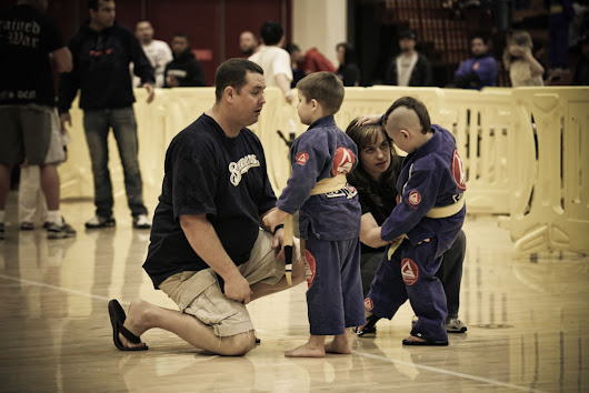 Probably One of the Best Reasons Kids need Jiu Jitsu