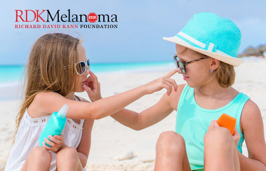 Tips for Protecting Kids from Sunburns | RDK Melanoma Foundation