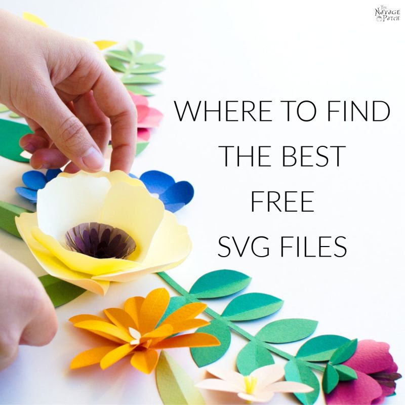 Where To Find The Best Free Svg Files The Navage Patch