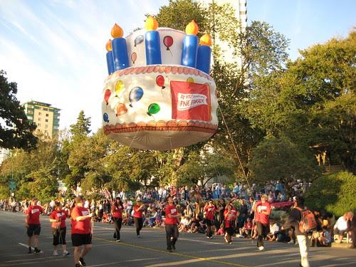 PNE Parade 2010