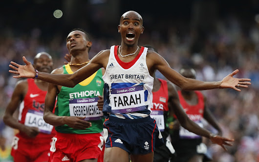 Closure of Mo Farah Foundation shows benefits of giving through Donor Advised Funds