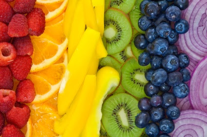 Natural Antioxidants Benefits of Anti-Aging Foods from CommonSenseHealth.com