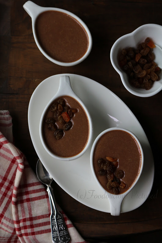 Chocolate pots – A guest post