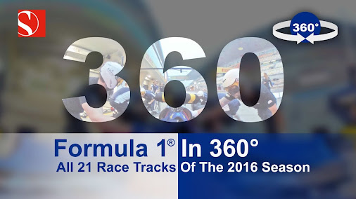 2016. 21 Races. 21 Tracks. F1 in 360 Degrees.  Try not to get dizzy watching this ;-)  We've chosen ...