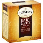 Twinings of London Classics Earl Grey Black Tea - 50 bags, 3.53 oz box
