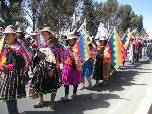 Battling the Practice of Patriarchy in Bolivia