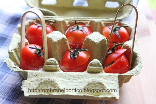 """Pomodori in """"scatola"""""""