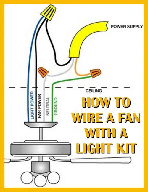 28 Hunter Ceiling Fan Light Kit Wiring, How Do I Install A Ceiling Fan Light Kit