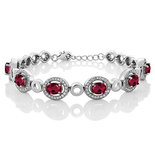 A Red Bracelet For Valentine - Thingzweluv