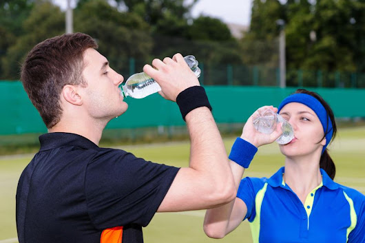 Beat the heat: Hydration is the key to prevention