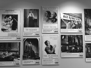 1776 - ACT Theatre wall art