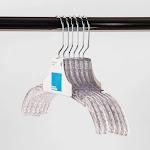 6pk Crystal Dress Hanger - Room Essentials