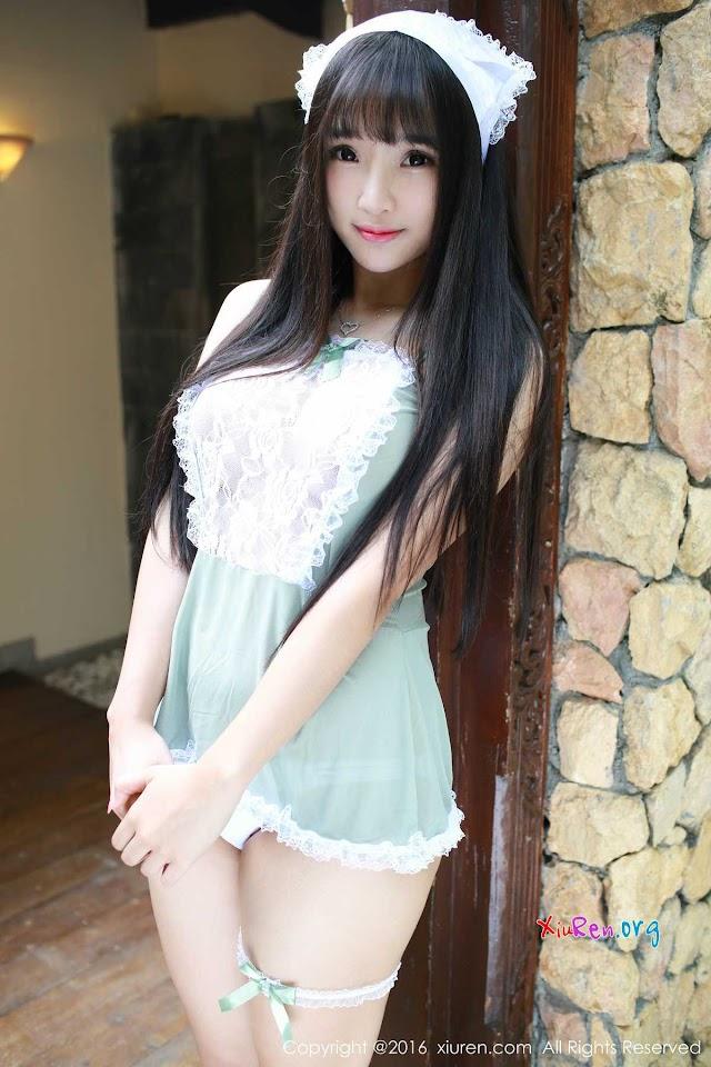 XiuRen N00463 夏瑶baby 52P