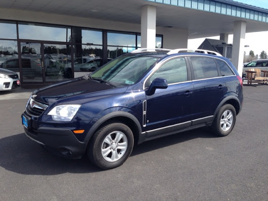 Used 2008 Saturn VUE for Sale in Deer Park WA 99006 Parkway Auto Center