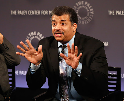Why are conservatives afraid of Neil deGrasse Tyson?