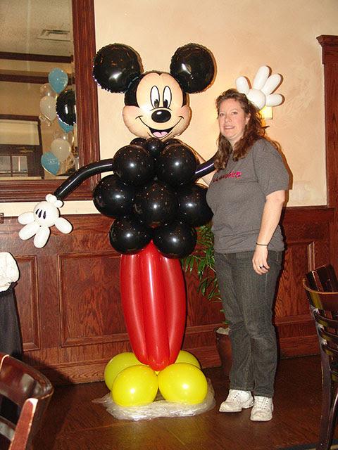 Balloon Column Denver Balloons in Denver