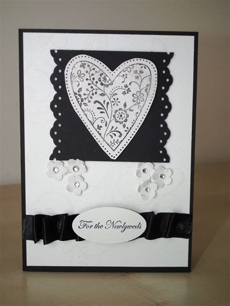 Stampin' Up! Engagement/Wedding Card   Engagement cards