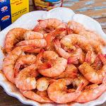 Large Spiced Shrimp Gulf Shrimp - 1 Pound