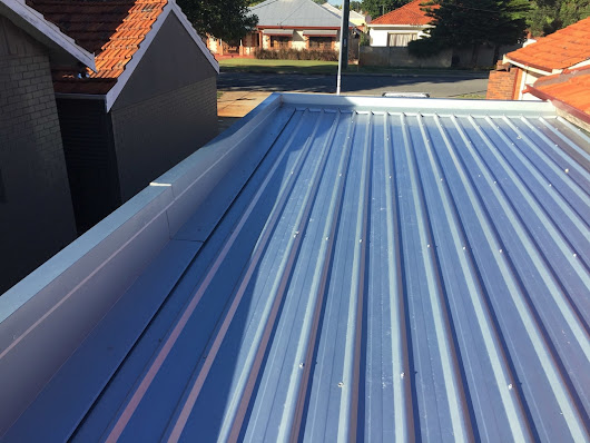 Garage Roof Replacement in Dianella, Perth