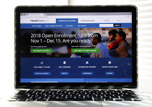 Uninsured rate up to 12.3 percent amid 'Obamacare' turmoil