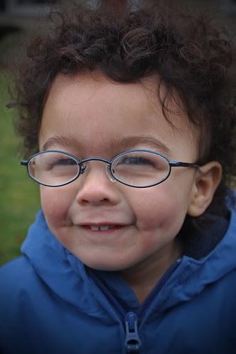 glasses outside 3