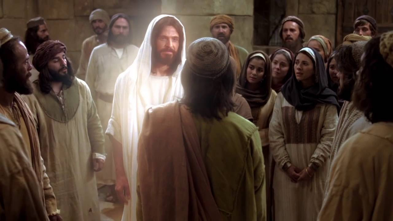 Jesus Appearing To Disciples