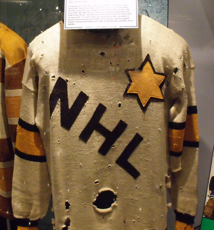 1934 NHL ACE Bailey NHL All-Star Jersey