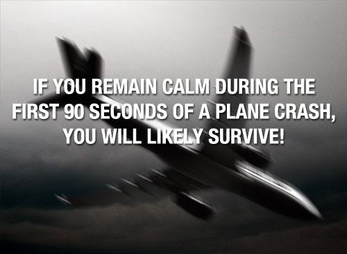 Fact about plan crash
