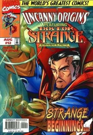 Uncanny Origins (1996-1997)#12