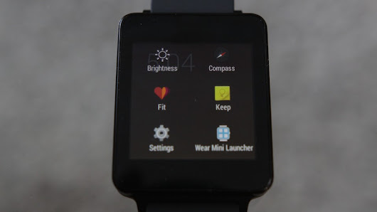 How to Get an App Launcher on your Android Wear Device -