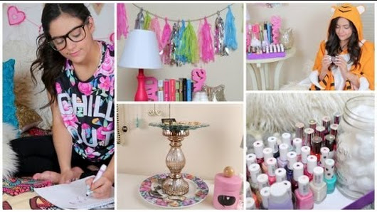 Diy Room Organization Spring Cleaning Decor