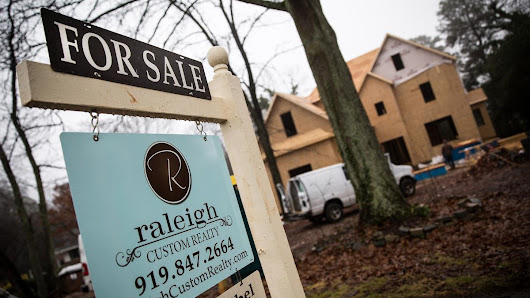 Report: Raleigh's one of the 5 hottest U.S. housing markets - Triangle Business Journal