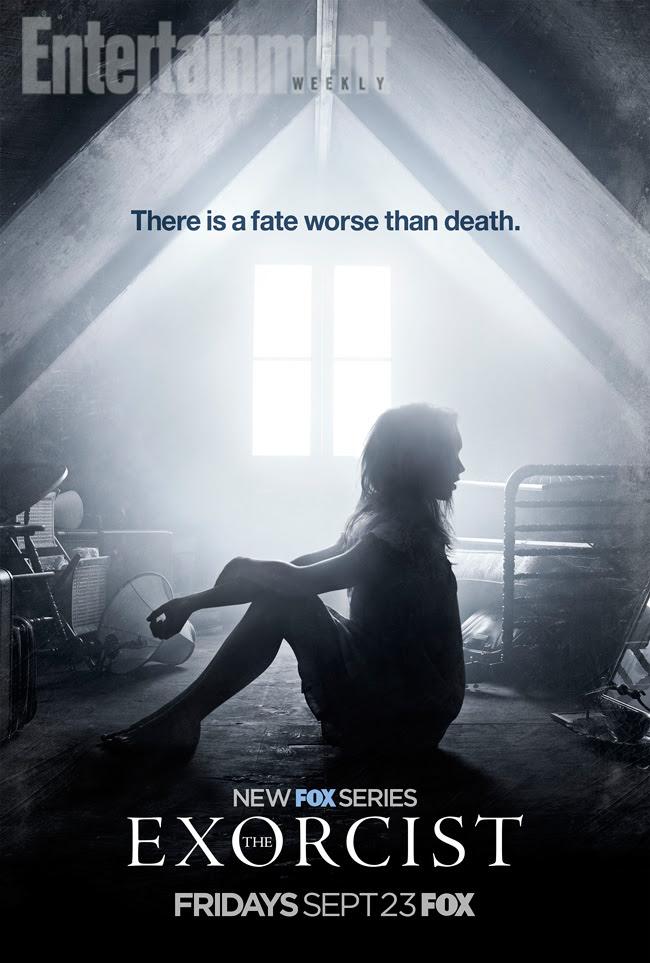 Resultado de imagem para the exorcist serie FOX posters