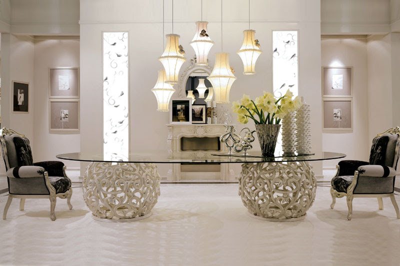 Creative Dining Rooms Ideas