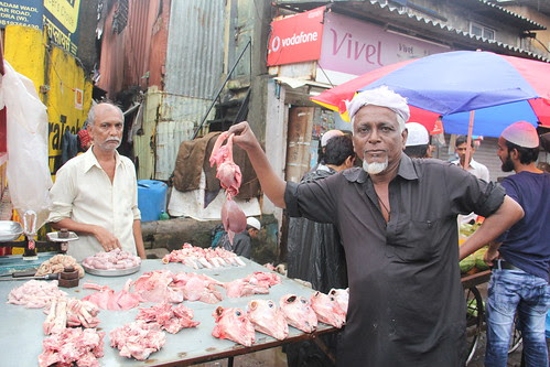 The Famous Friendly Butcher Of Bandra by firoze shakir photographerno1
