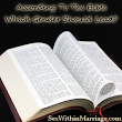 Household Leadership: According to the Bible, which gender should lead? - Sex Within Marriage