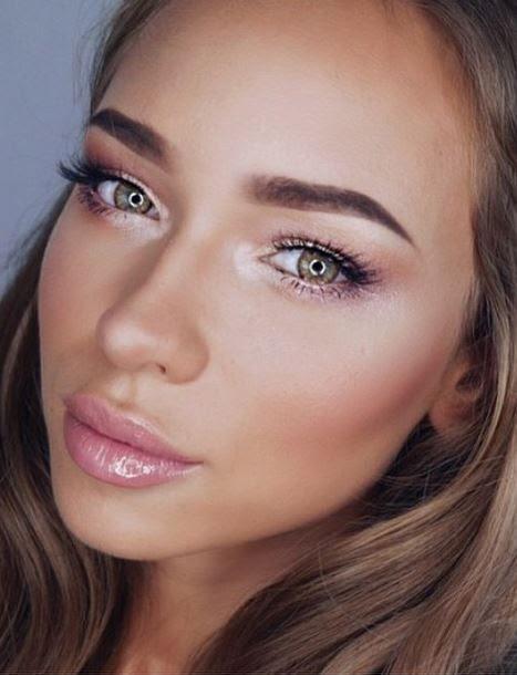 Natural eyeshadow looks